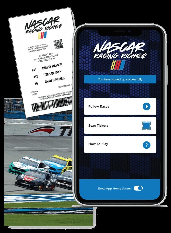Nascar Racing Riches