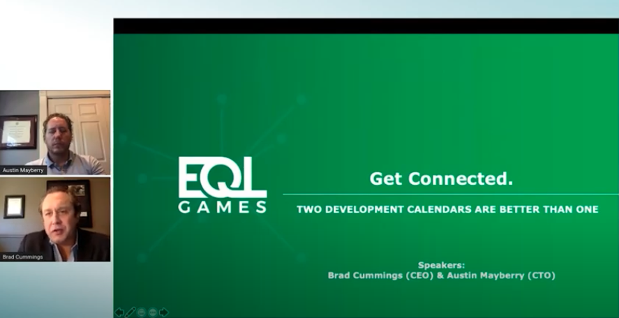 EQL Games' Growing Vision for Lottery and Gaming on Display